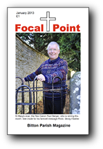 Jan 2013 Focal Point Cover