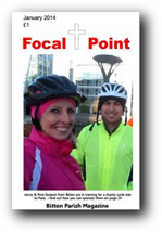 Focal Point October 2013 Cover