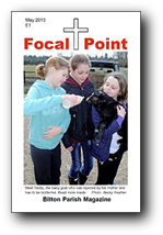 May 2013 Focal Point