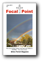 June 2013 Focal Point Cover