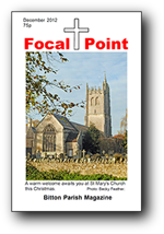 Dec 2012 Focal Point Cover