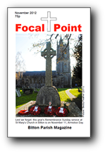 Nov 2012 Focal Point Cover