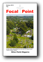 October 2012 Focal Point Cover