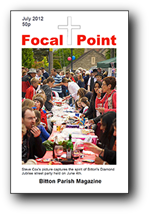 Focal Point Cover July 2012