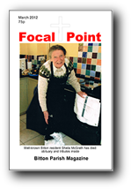 March 2012 Focal Point