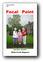 Focal Point Feb 2012 Cover