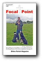 August 2011 Focal Point Cover