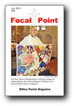 July 2011 Focal Point