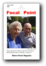 June 2011 Focal Point Cover