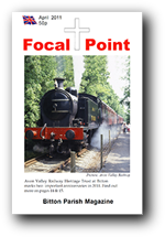 Focal Point April 2011 Cover