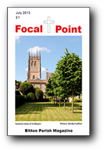 Focal Point July 2013 Cover
