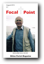 Focal Point August 2013 Cover